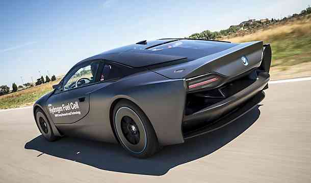 ... Vehicle Can Be Refueled Nearly As Fast As A Standard Gasoline Powered  Car. And A Third Benefit Is That It Will Go From 0 U2013 60 Mpg In About 6  Seconds.