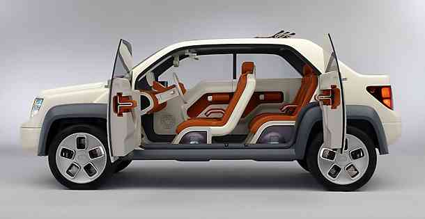 So no longer will cars sit in landfills for years without ever degrading but they will become part of the Earth and actually nourish it along the way. & Ford Model U Car Review | Hydrogen Cars Now markmcfarlin.com