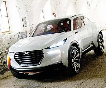 Hyundai Intrado Concept Car Review Hydrogen Cars Now