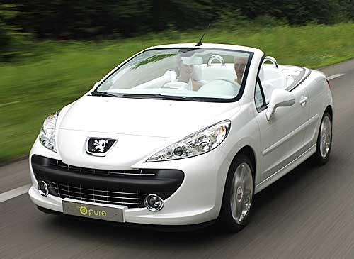 peugeot 207 epure hydrogen car review hydrogen cars now. Black Bedroom Furniture Sets. Home Design Ideas