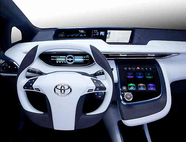 The Giving Of A Name To Vehicle Might Show Family Vehicles Eventually Being Made Similar Prius Line Cars