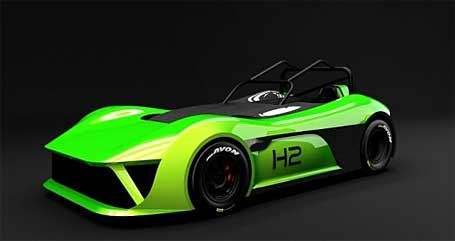 Since 2008 Iu0027ve Been Talking About The Forze Hydrogen Race Cars And Now The  Forze VI Design Has Just Been Unveiled. After 5 Years Of Development The ...