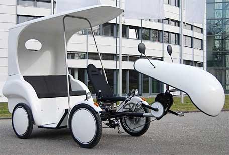 Hydrogen Rickshaw
