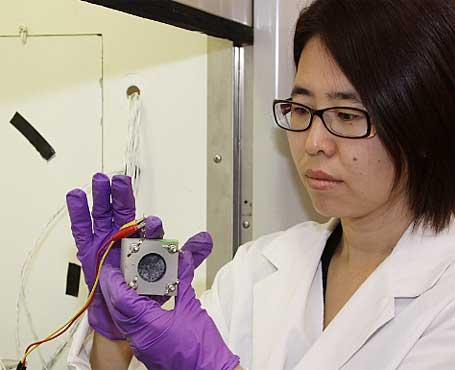 OSU Microbial Fuel Cell