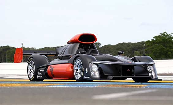 Hydrogen Racecars - Records Speedways | Hydrogen Cars Now