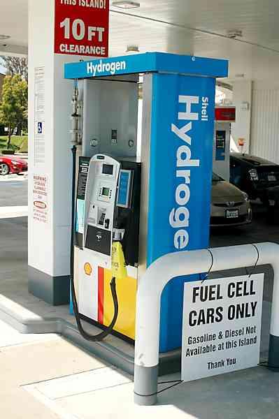 Hydrogen Fueling Stations >> Hydrogen Fueling Station - Shell - Newport Beach ...