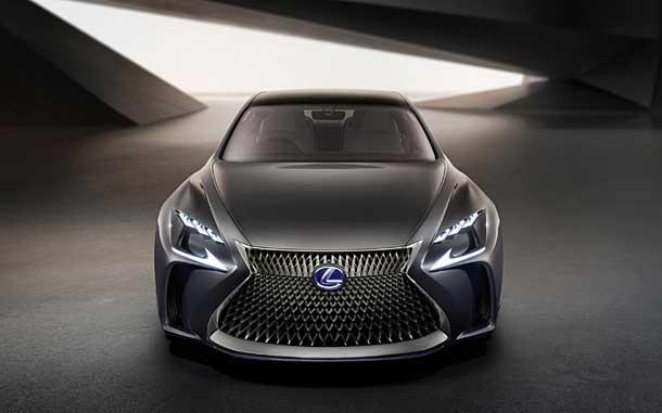 Lexus LF-FC Review | Hydrogen Cars Now