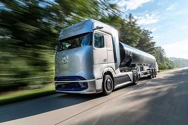 Daimler FCEV Truck