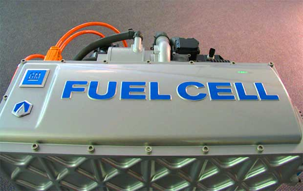 Fuel Cell from GM